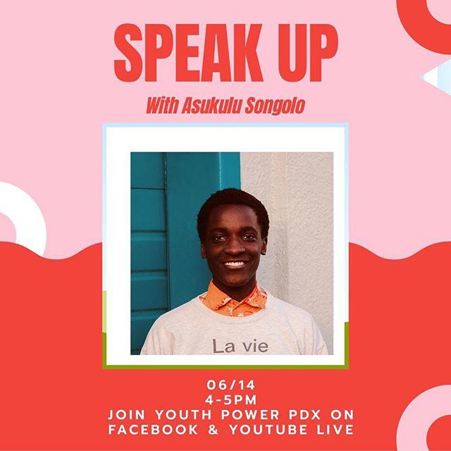 Speaker Series: Asukulu Songolo