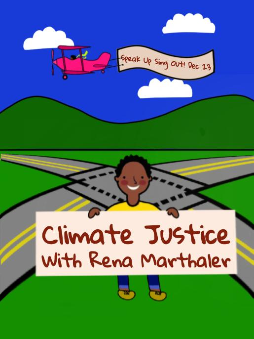 Climate Justice with Rena Marthaler