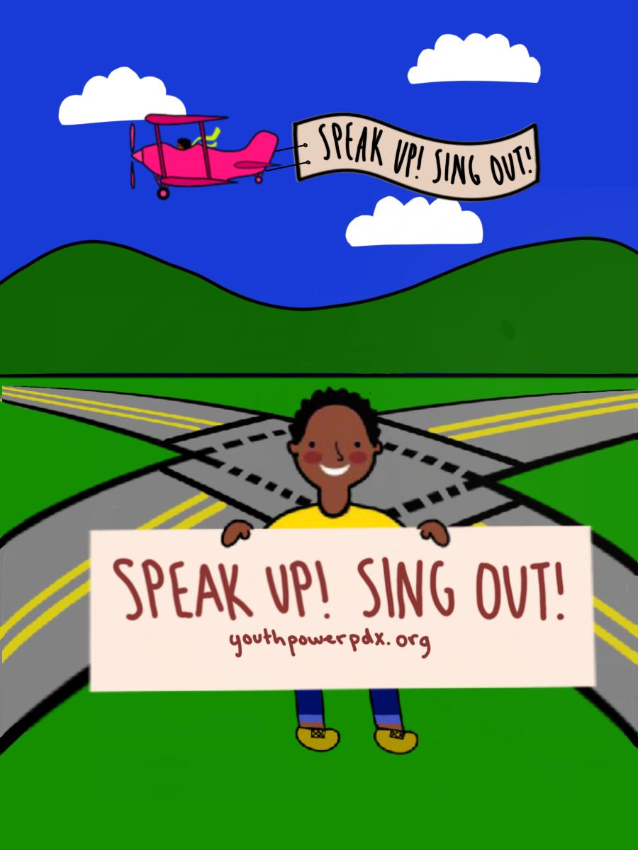 SpeakUp!SingOut!